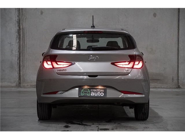 Hyundai Hb20 2020 1.6 16v flex launch edition automático - Foto 4