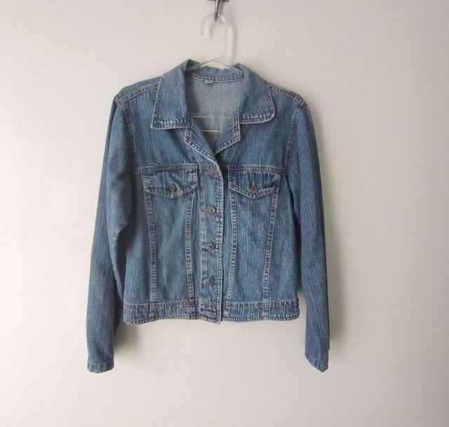Jaqueta Jeans 25 Years tamanho M