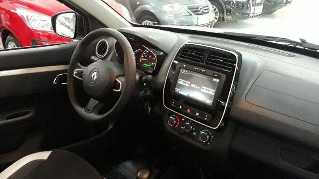 Renault Kwid Intense 1.0 2022 Okm Entrada + 999 Mensais Venha Conferir !!! - Foto 11
