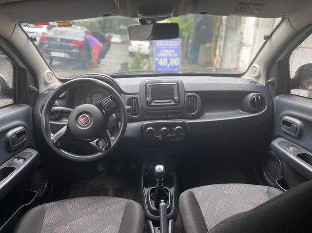 Fiat Mobi way 2018 completao zero e super conservado!! - Foto 3