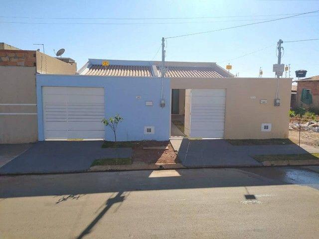 Linda Casa no São Francisco em Senador Canedo, casa 2/4 sendo 1 suíte. Excelente localizaç - Foto 7