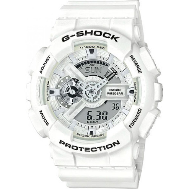 Relógio G Shock GA-110MW-7
