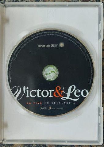 Oferta!! Dvd Victor & Leo Ao Vivo Em Uberlândia - Sony Music - Foto 4