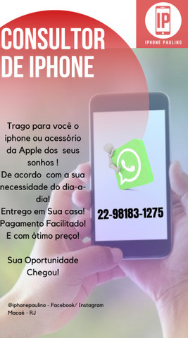 IPHONE E ACESSÓRIOS  - Foto 3
