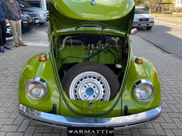 Volkswagen FUSCA 1600 - Foto 13