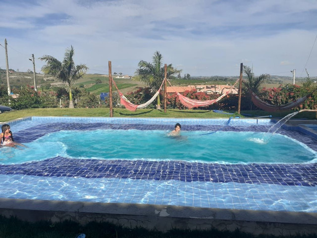 Chácara para eventos com piscina e quiosque  - Foto 19