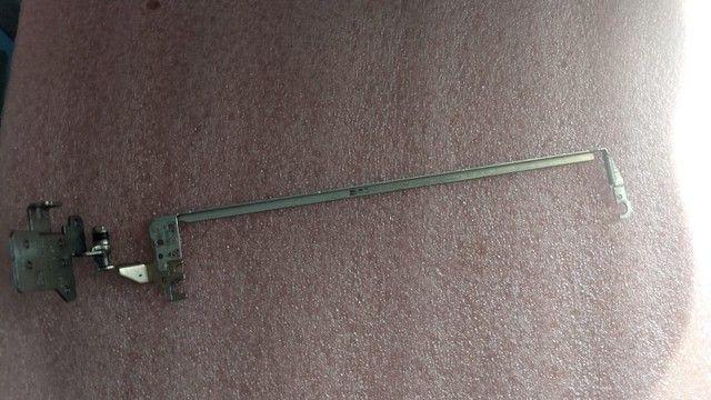 Dobradiça esquerda P/ Acer Es1-572 Séries Es1-523 Séries - 206 - Foto 2