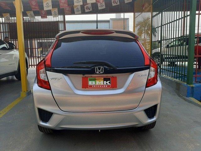 HONDA FIT 2014/2015 1.5 LX 16V FLEX 4P AUTOMÁTICO - Foto 6