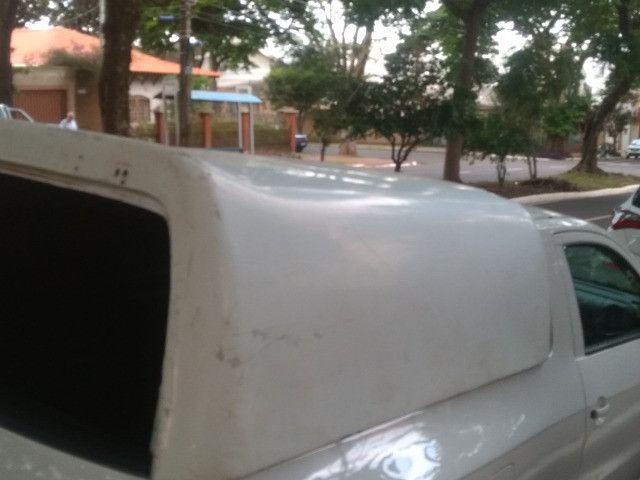Capota fibra Fiat Strada - Foto 2