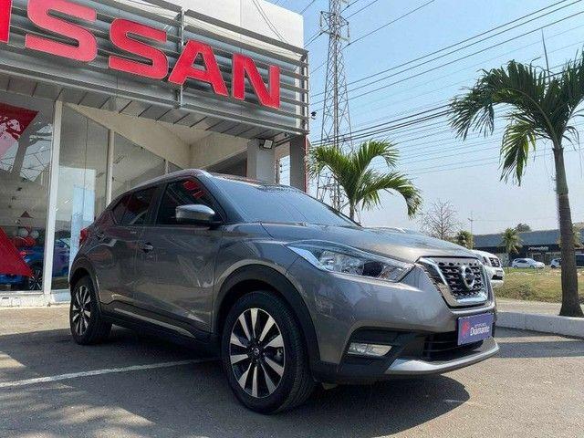Nissan Kicks SV 2021 c/30.000km Falar c/Rose - Raion Mitsubishi - Foto 7