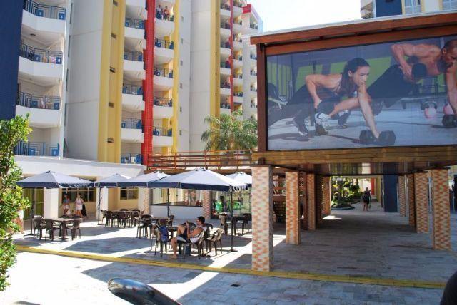 Apartamento e Flat em Caldas Novas temporada - Foto 17