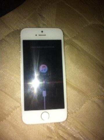 IPhone 5s defeito