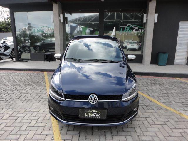 Vw - Volkswagen Fox 1.6 Rock in Rio 2016 Flex azul