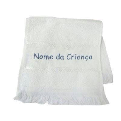 3b1de1569 Toalha de Mão com Franja Promocional Personalizada