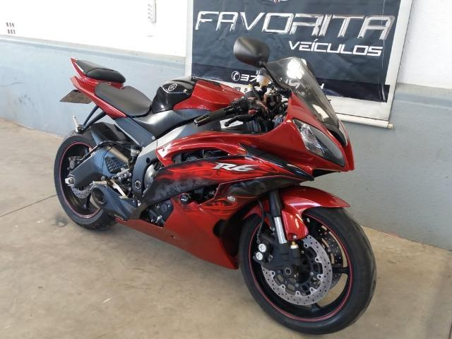 Yamaha Yzf R6 600cc * Linda demais * Muito Nova