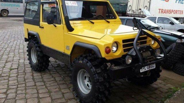Jeep jpx montez 4x4 preparado para trilha, motor 3.6 a gasolina - Foto 2