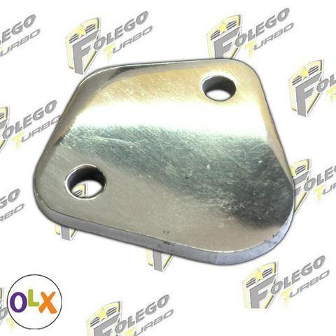 Tampão Bomba de Combustível Opala Alumínio