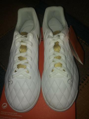 c9a1706fb3 Chuteira Society infantil Nike Tiempo x Legend 7 Club 10R TF ...