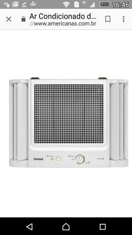 Ar Condicionado 7500 BTU 110V