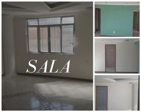 Apartamento em Madureira, 2 Quartos e 3º quarto Reversível