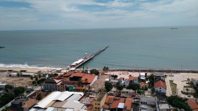 Apartamento, mobiliado em Fortaleza na praia de Iracema - Foto 14