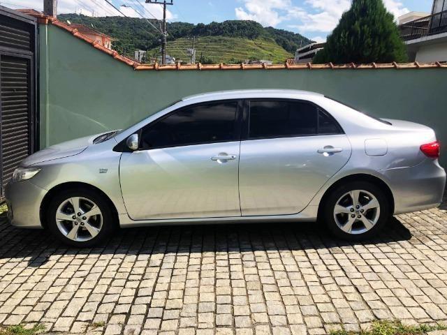 Toyota Corolla XEi 2.0 Flex 16V Automático Muito Novo Pouco Rodado com Gnv 5ª G - Foto 6