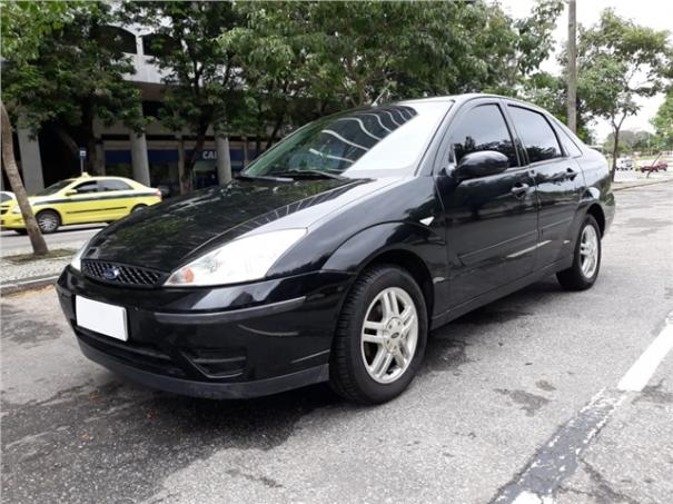 FORD FOCUS SEDAN 2.0 16V GASOLINA MANUAL