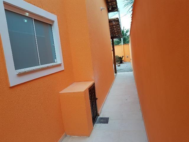 Código 167 - Casa 2 ª locação com dois quartos sendo uma suíte, Itaipuaçu RJ.u - Maricá - Foto 17