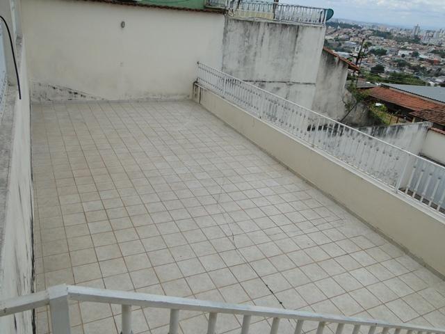 Casa residencial à venda, nossa senhora da glória, belo horizonte - ca0263. - Foto 2