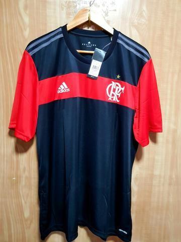 3ad1935486add Camisa Adidas Flamengo 2015 16