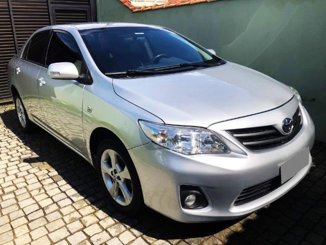 Toyota Corolla XEi 2.0 Flex 16V Automático Muito Novo Pouco Rodado com Gnv 5ª G - Foto 2
