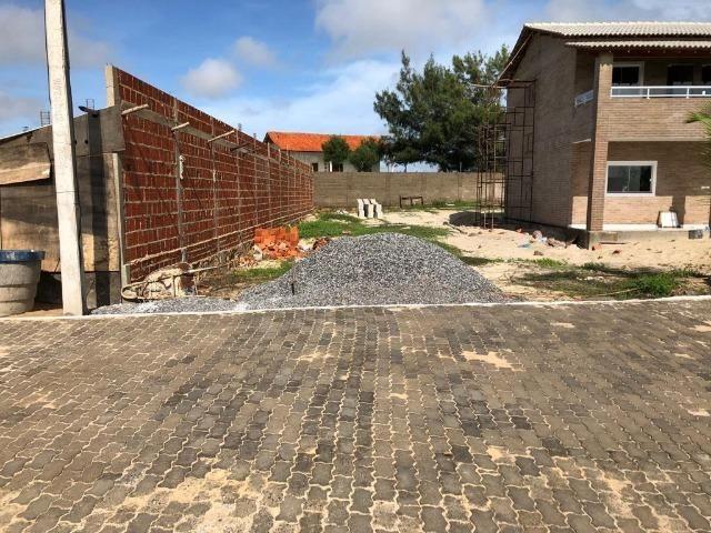 Lote terreno, condominio fechado, próximo SESC praia, em Luis Correia-PI