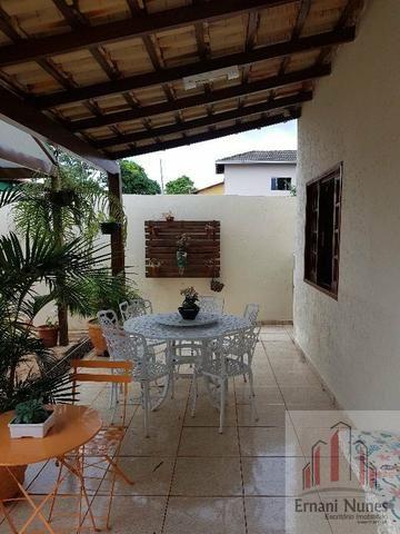 Linda Casa 3 sts Rua 8 Lt 800 mts Ernani Nunes - Foto 14