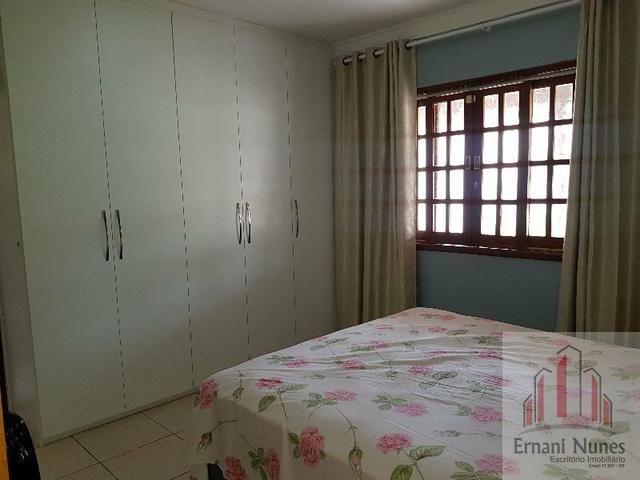 Linda Casa 3 sts Rua 8 Lt 800 mts Ernani Nunes - Foto 5