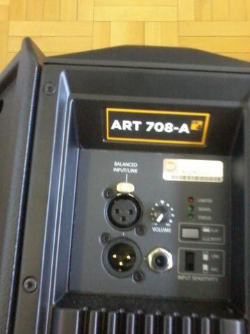 Caixa de som RCF 708 - Foto 3