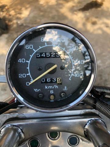 Moto Shadow 600 - Troco por XRE 300 - Foto 3