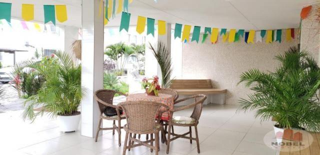 Apartamento à venda com 2 dormitórios em Ponto central, Feira de santana cod:5659 - Foto 16