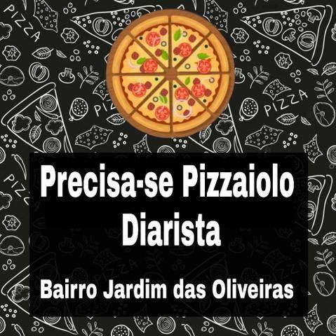 Pizzaiolo Diarista