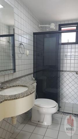 Apartamento à venda com 3 dormitórios em Ponto central, Feira de santana cod:159 - Foto 5