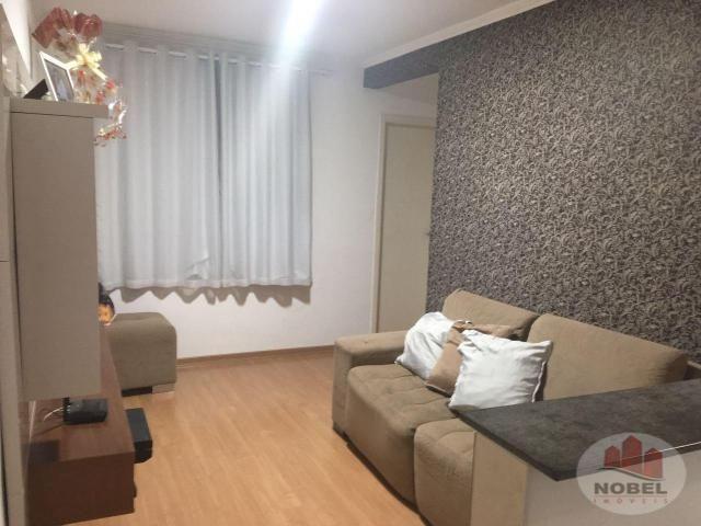 Apartamento à venda com 2 dormitórios em Tomba, Feira de santana cod:4562 - Foto 3