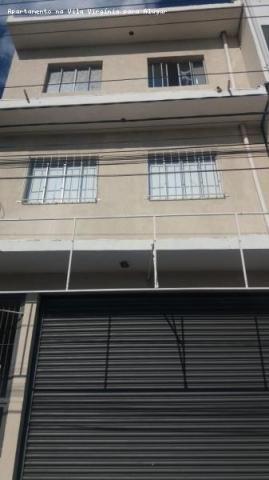 Apartamento para locação em itaquaquecetuba, centro, 1 dormitório, 1 banheiro