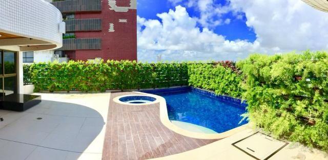 Vendo Cobertura TOP na avenida Boa Viagem com 4 suites - Foto 14