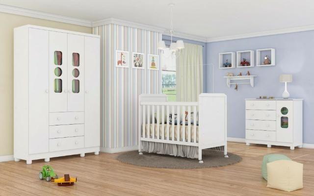 Ofertão Kit Quarto Infantil Completo *CLOE
