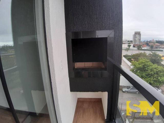 Apartamento com 2 dormitórios para alugar, 72 m² por R$ 1.700/mês - Bom Retiro - Joinville - Foto 10