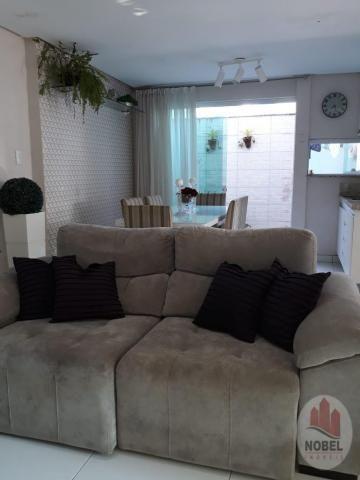 Casa à venda com 3 dormitórios em Sim, Feira de santana cod:5640 - Foto 4