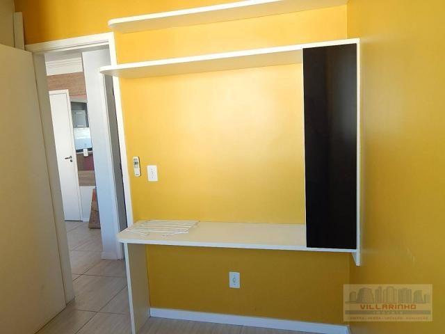 Apartamento com 2 dormitórios à venda, 52 m² por r$ 240.000,00 - cristal - porto alegre/rs - Foto 11