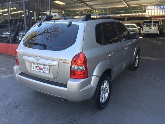 Tucson 2.0 Mpfi Gl 16V 142CV 2wd Gasolina 4P Manual - Foto 4