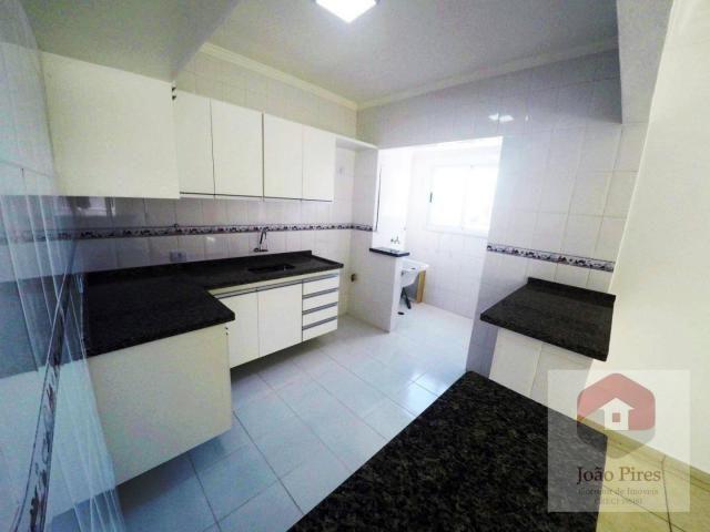 Apartamento à venda, 90 m² por r$ 500.000,00 - indaiá - caraguatatuba/sp - Foto 9