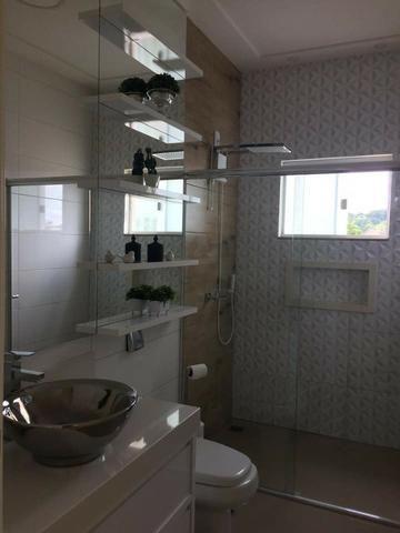 Linda Casa Alto Padrão 200 m2 - Terreno 625 m2 - Sta Cruz - Palmas PR - Foto 3