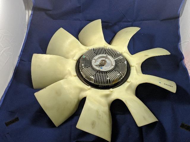 *014e ventilador helice com embreagem viscosa mwm - Foto 2